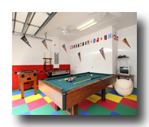 Superb Games Room